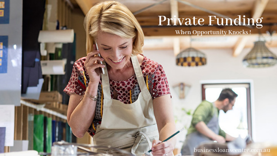 Private Finance Funding Loans