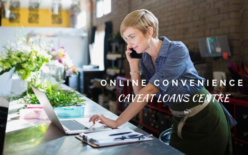 short term caveat loans