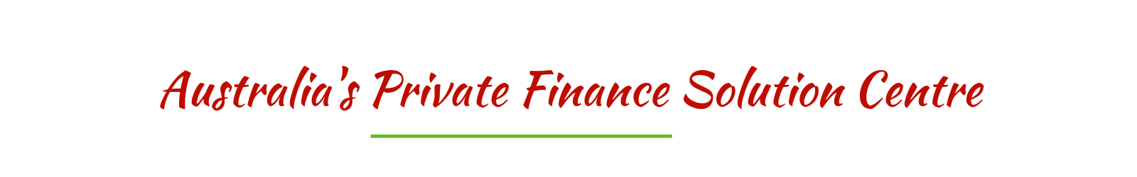 Private Mortgage Funding - Business Loans Centre